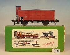 Fleischmann H0 1484 gedeckter Güterwagen G10 Brh 2-achsig der DB 2= OVP #9114