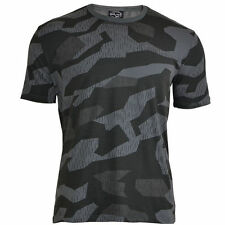 Army Splinter Night Camo T Shirt in L / XL 2xl