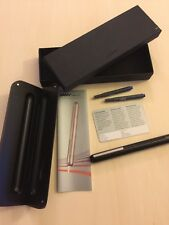 Lamy 074 dialog 3 penna stilografica M, nero - NUOVO