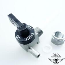 fuel tap Benzinhahn ZÜNDAPP KS125 M12x1 gute Qualität 90°Metall Wassersack
