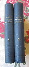 1857 Histoire amoureuse des Gaules France galante Bussy-Rabutin notes Poitevin