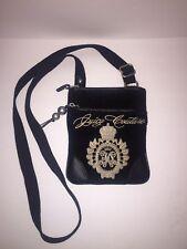 Juicy Couture Crossbody Bag Black