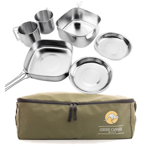 Cooee Stainless Mess Kit