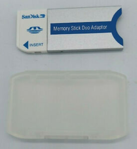 SanDisk Memory Stick Duo adapter  for PRO DUO Memory