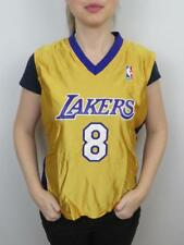Reebok Kids Kobe Bryant Lakers NBA Jersey Youth Large (14/16) Womens Small Boys