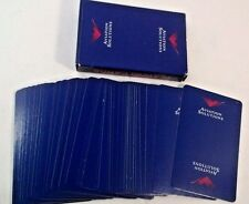 Aviation Solutions Single Deck Playing Cards  Clean and complete