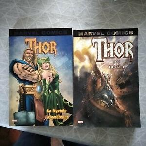 Marvel Monster Edition – Thor: volumes 1 et 2