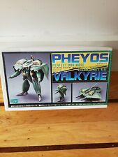 Pheyos Valkyrie Macross VF-X Studio HalfEye 1/100 Half Eye Resin Model Kit