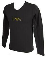 T-shirt maglia V uomo EMPORIO ARMANI a.111247 5A715 taglia XL c.06844 GREY