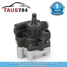 Power Steering Pump For 95-07 Toyota Camry Sienna Highlander Lexus ES300 RX330