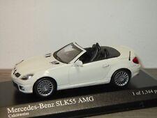 Mercedes SLK55 AMG R171 - Minichamps 1:43 in Box *34060