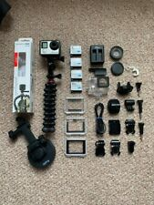 GoPro HERO4 Silver edition Action Camcorder package with tripod and accessories