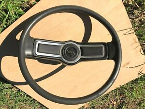 Ford Xc GXL steering wheel falcon coupe ute 351 gs gt xy xd