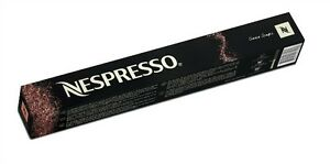 NESPRESSO - CIOCCO GINGER - Xmas 2015 Limited Edition - 200 capsules full box