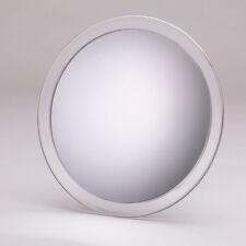 5X Ingrandimento Cosmetici Rasatura Bagno Ventosa Doccia a parete specchio 15cm