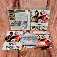 Ps3 Game FIFA 09 Complete sony playstation football soccer in case with manual