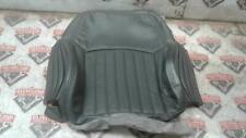 1996 Pontiac Firebird OEM Front Seat Upper Leather Cover -- Light Grey