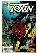 Toxin 4 son of Carnage NM+ 9.2+
