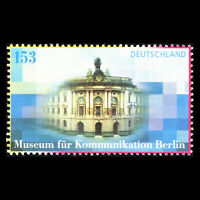 Germany 2002 - Museum of Communication Berlin Architecture - Sc 2175 MNH