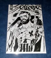 CROW LETHE #1 COVER RA-A 1:10 Tim Seeley variant 1st print IDW COMIC 2020 NM