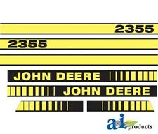 To fit John Deere 2355 tractor decal set