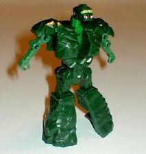 80's retro Vintage ROCKLORD space robot Transformer figure RARE