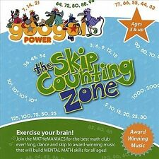 Googol Power : The Skip Counting Zone CD