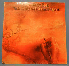 MOODY BLUES TO OUR CHILDREN'S, CHILDREN THS 1 VINYL LP 1969 ORIG PRESS VG/VG!!