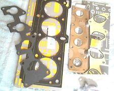 RENAULT CLIO KANGOO MEGANE BENZINA Testa Guarnizione Set Nuovo 7701468710