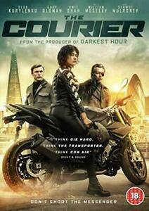The Courier [DVD] (remake 2020) Region 2 UK DVD BRAND NEW SEALED ITEM