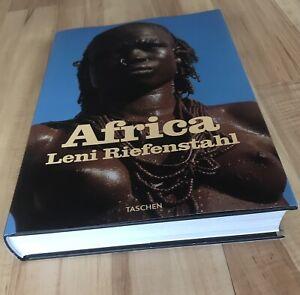 Leni Riefenstahl Africa, Verlag Taschen Neuwertig