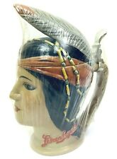 Leinenkugel Indian Maiden Character Beer Stein New No Box Limited Ed. # 442/2000