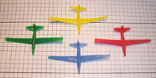 Multiple Product Toymakers MPC Airplane Lockheed USAF US Air Force U2 Spy Plane