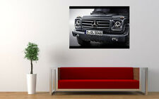"""BEAUTIFUL MERCEDES G CLASS FRONT ART PRINT POSTER PICTURE WALL 33.1""""x23.4"""""""