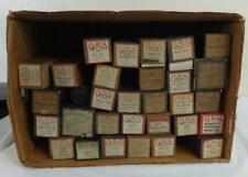 Antique Lot of 62 Player Piano Rolls One Price for All