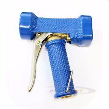 "Wash Down Gun Brass Dinga Type 1/2"" Heavy Duty 25 L Adjustable Water Hand Spray"