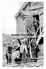 pt3975 - Soothill Railway Signal Box , Yorkshire - photo 6x4