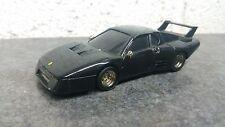 RARE Brumm'92 FERRARI 512 BB 1980 nero come nuovo in scatola 1:43 20 ANNO DI EDIZIONE LE MANS
