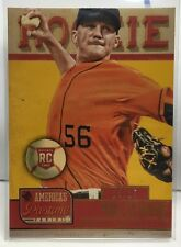 Paul Clemens 2013 Panini Americas Pastime GOLD Parallel RC #'d 24/25 - ASTROS