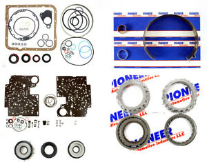 Auto Trans Master Rebuild Kit  Pioneer  753066