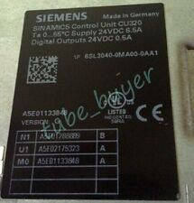 Siemens 6SL3040-0MA00-0AA1 New