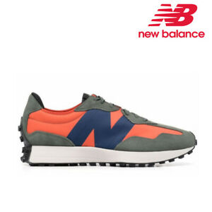 NEW BALANCE MS327TB D SNEAKER Dark Blaze/Natural Indigo SALE 100% AUTHENTIC