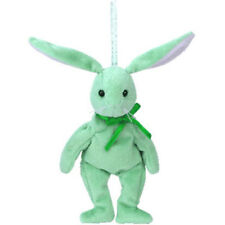 TY Basket Beanie Baby - HIPPITY the Bunny (5.5 inch) - MWMTs Easter Stuffed Toy