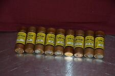 Bussman LPJ-8SP ( Lot of 9 ) Time Delay Cylindrical Fuse LPJ Series 600VAC