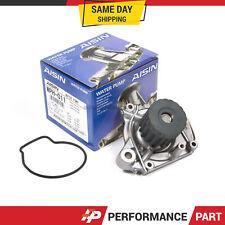 AISIN Water Pump for 96-00 Honda Civic Del Sol 1.6L SOHC D16Y  D16Y5 D16Y7 D16Y8