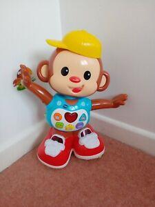 Vtech Catch me music monkey Chase Me Casey