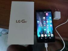 LG G4 LS991 - 32GB - Genuine Leather Black (Sprint) Smartphone