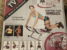 AB Circle Pro Exercise Workout Equipment Gym Core Abdominal NIB