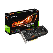 Schede video e grafiche GIGABYTE NVIDIA GeForce GTX 1080 per prodotti informatici PC