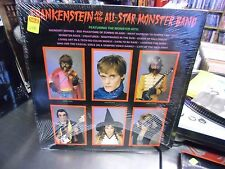 Frankenstein And The All Star Monster Band vinyl LP 1984 [Kim Fowley] Sealed